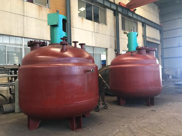 钢制容器设备
